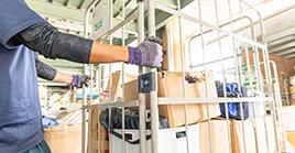産業廃棄物収集運搬・処分サービス